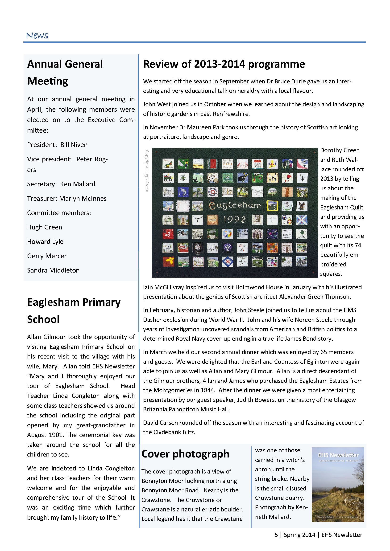 3. EHS Newsletter Spring 2014 full colour_Page_5