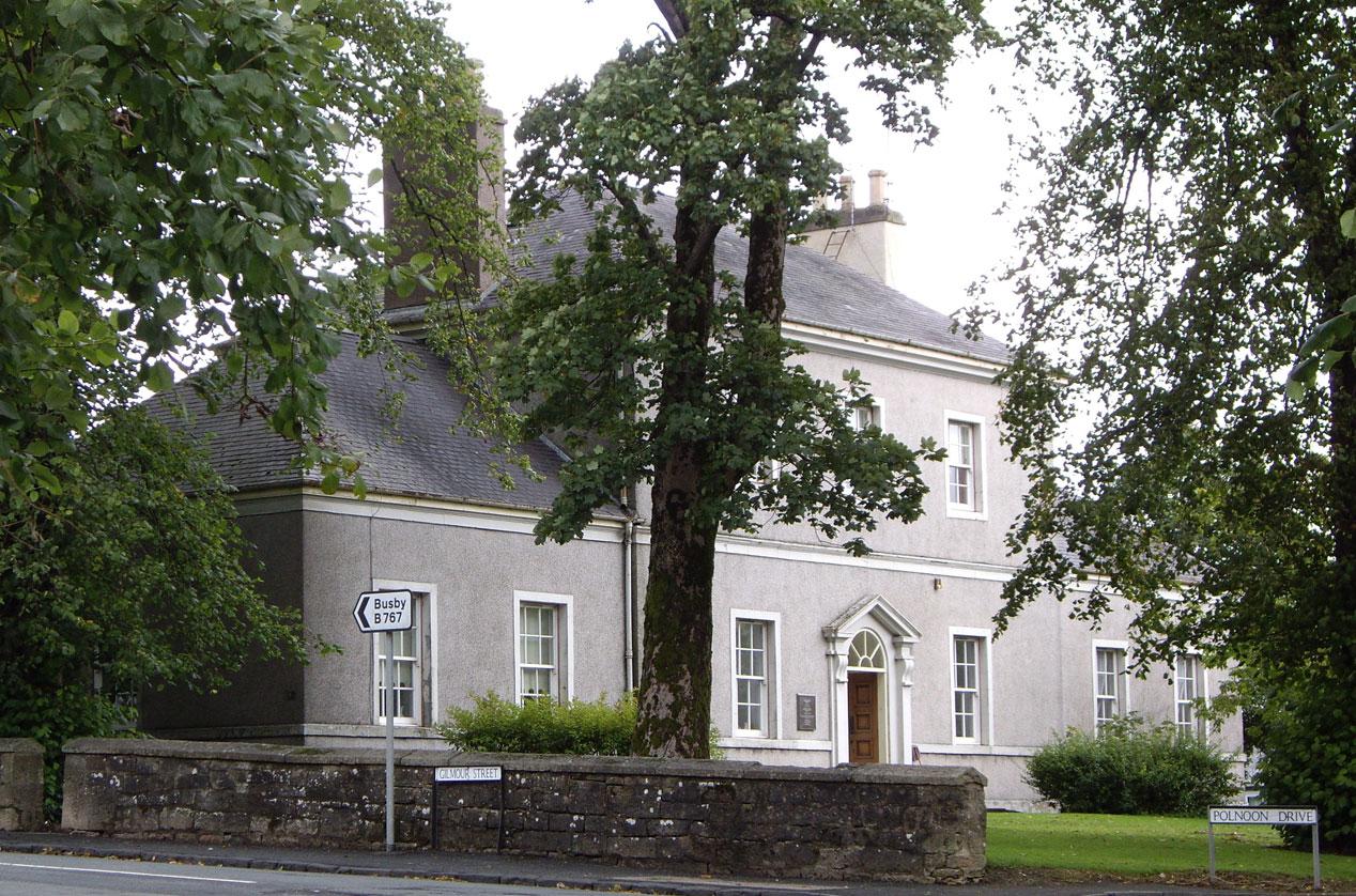 Polnoon Lodge