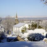 Eaglesham in winter
