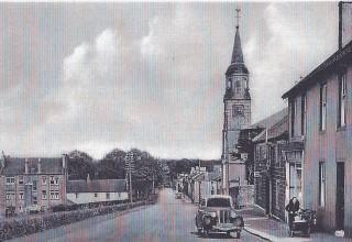 Montgomery Street, 1940s