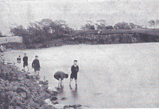 Picket Loch, Eaglesham, 1905