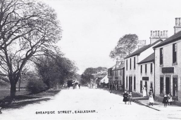 Cheapside Street, c 1900
