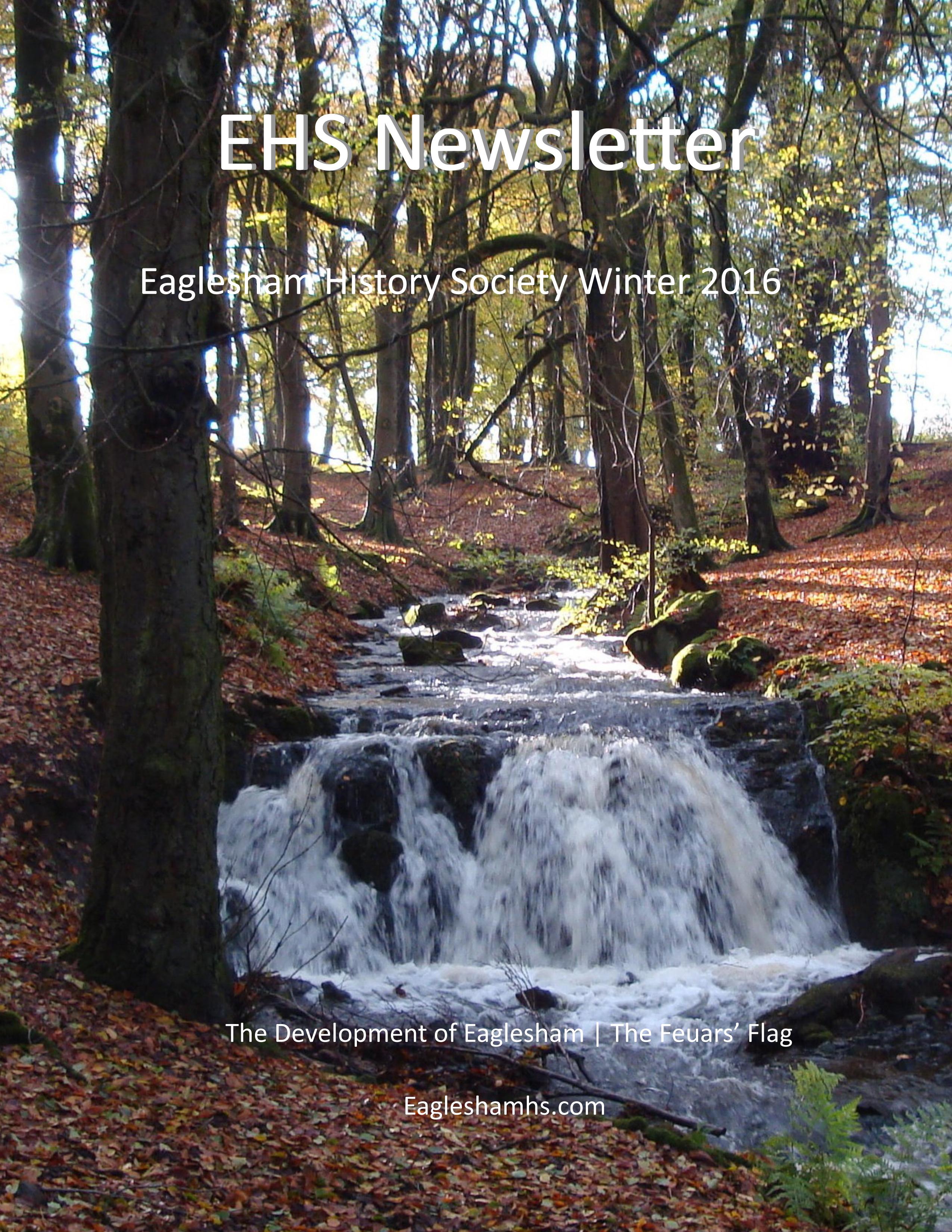 EHS Newsletter Winter 2016 P1-1